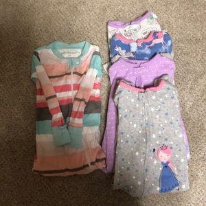 12 month sleepers bundle.